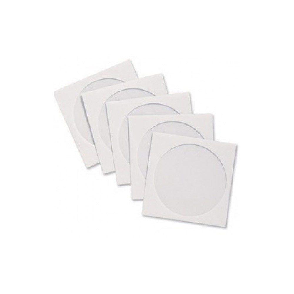 ENVELOPE CD / DVD 12.6X12.6 BRANCO C/250UN - FORONI