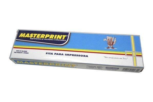 FITA EPSON FX 800/MX 80/LX300 PRETA/UNICA - MASTERPRINT