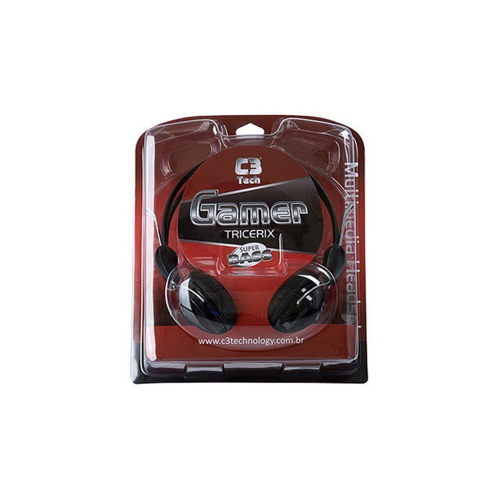 FONE HEADPHONE MI-2280ERCV3 GAMER TRICERIX- C3