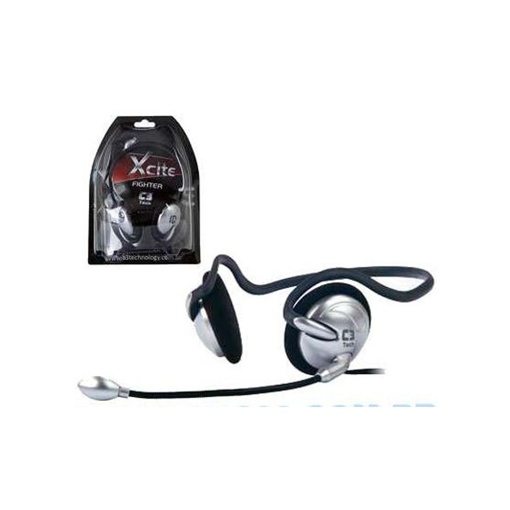 FONE HEADSET MI-2520ARS XCITE FIGHTER - C3