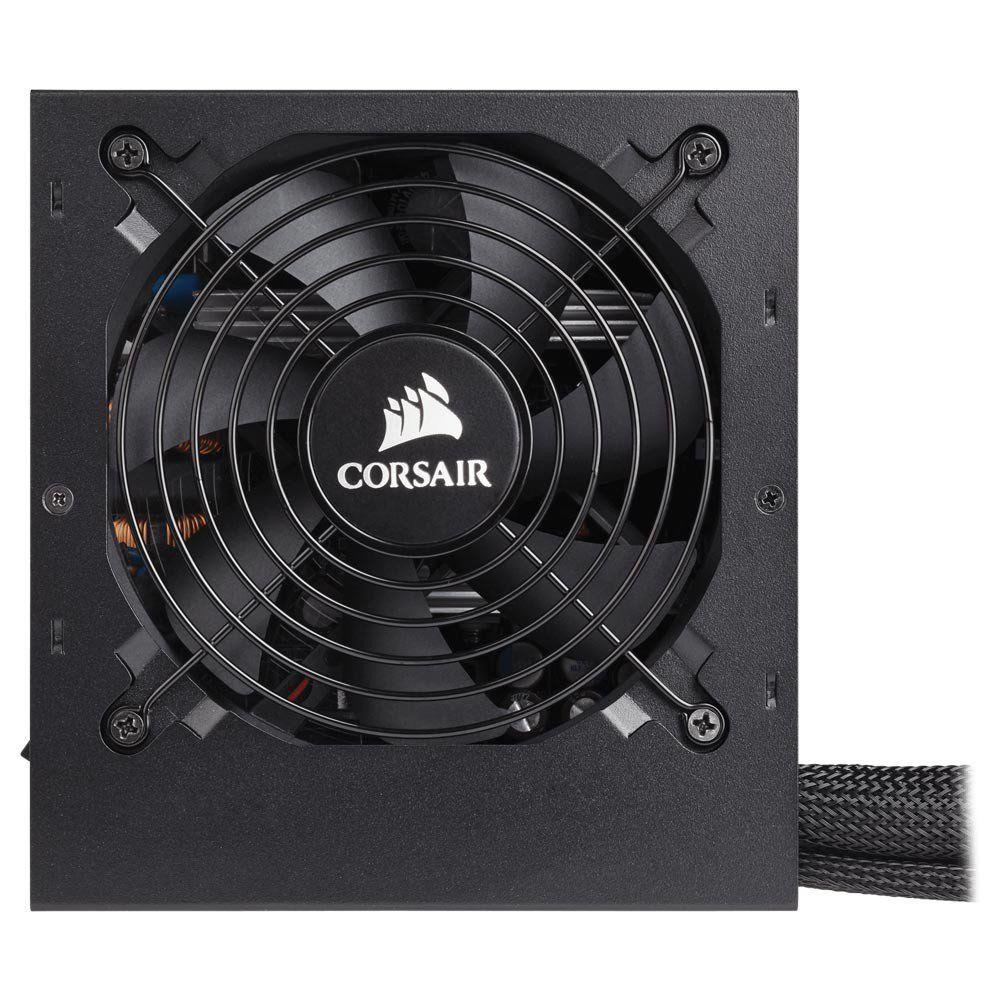 FONTE ATX 650W REAIS 80 PLUS BRONZE CX650 - CORSAIR