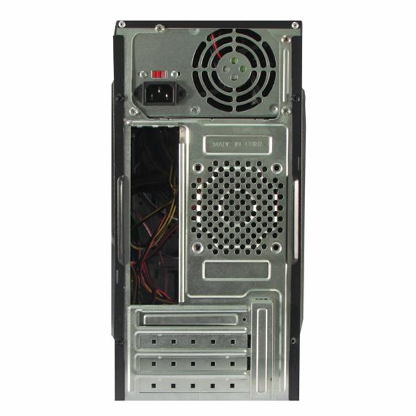 GABINETE 1 BAIA MICRO ATX 200W PRETO GM-02T9 - K-MEX