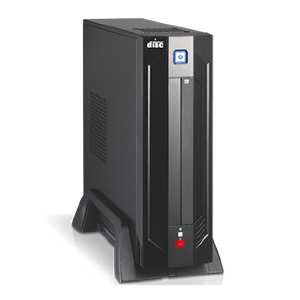 GABINETE ITX 180W C/ PD200 PRETO GI-9D89 K-MEX
