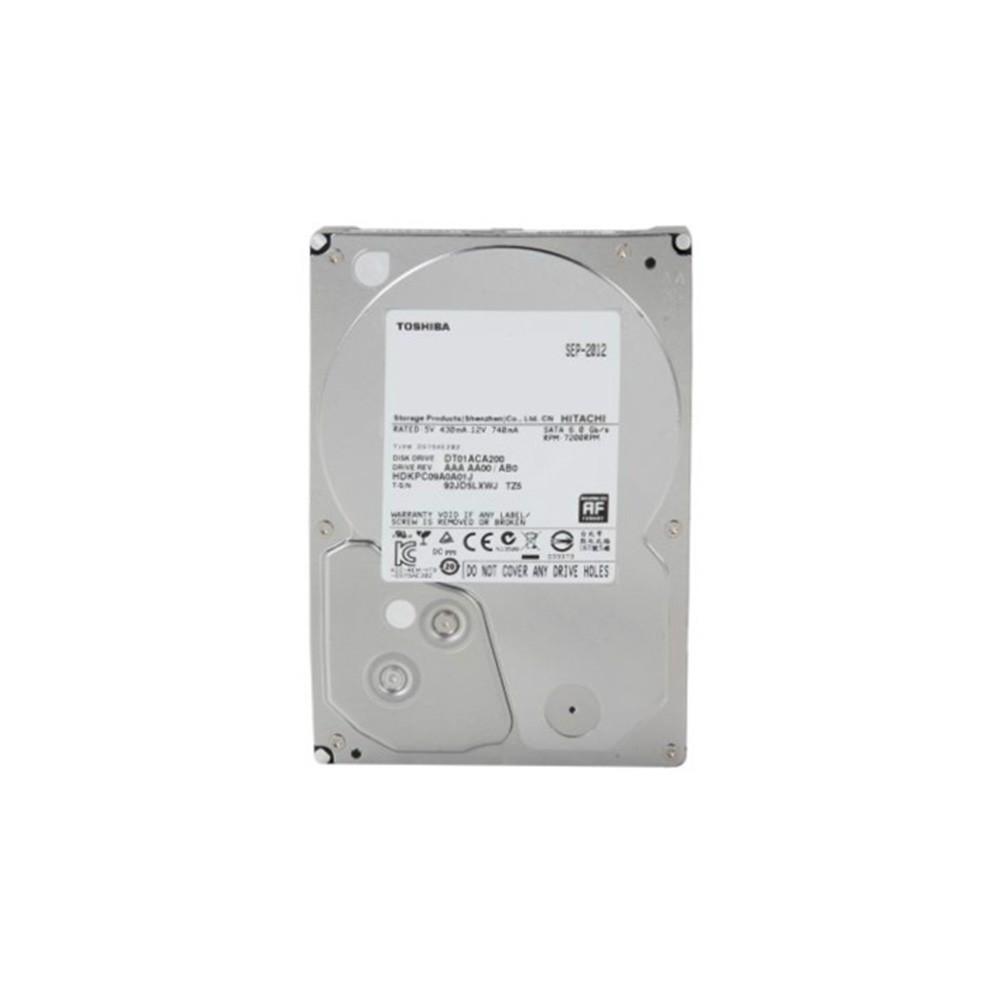 HD 2TB SATA3 7200RPM DT01ACA200 - TOSHIBA
