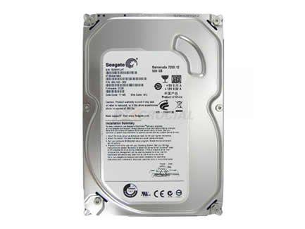 HD 500GB SATA3 7200RPM ST500DM002 BARRACUDA - SEAGATE