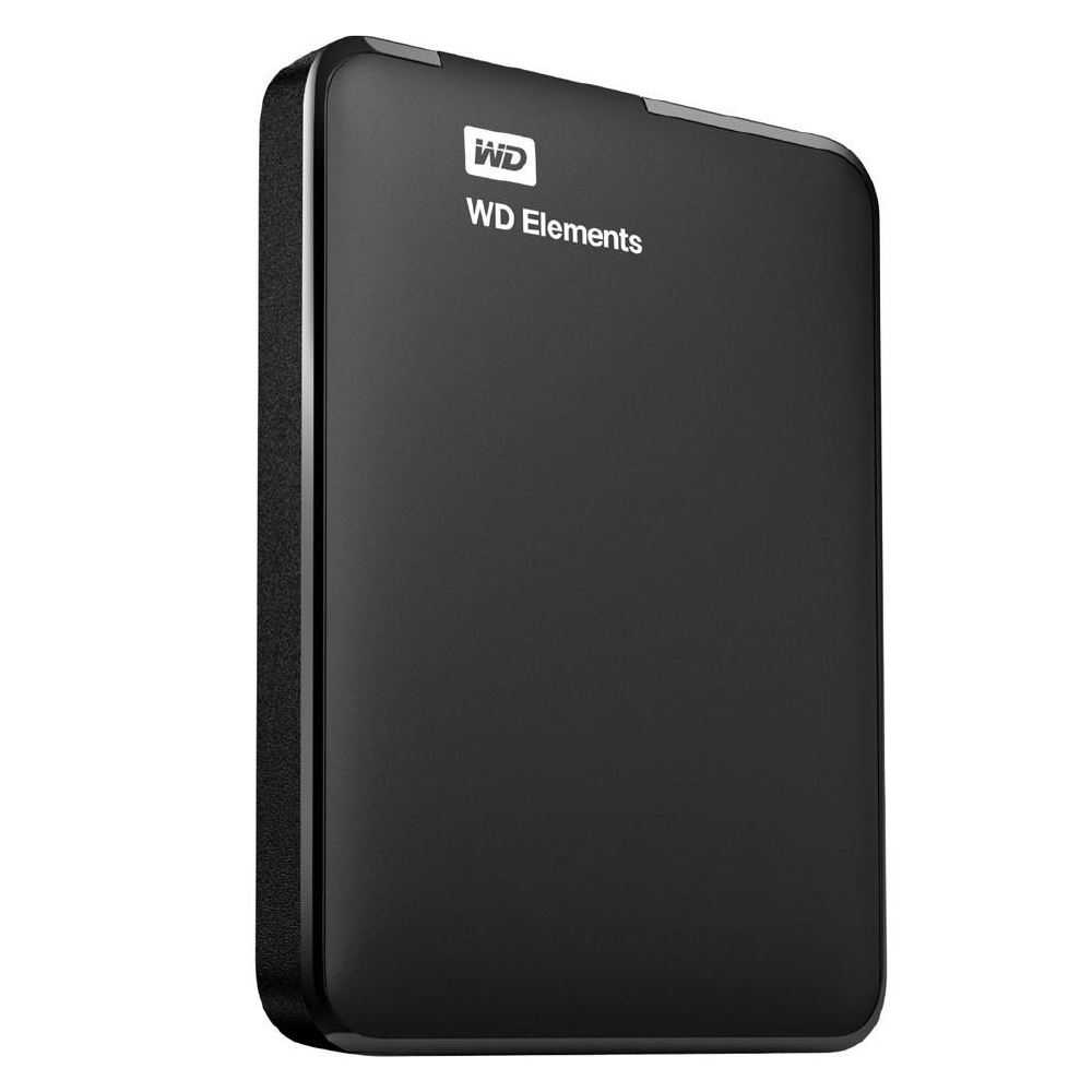 HD EXTERNO 1TB USB 3.0 ELEMENTS PRETO - WESTERN DIGITAL