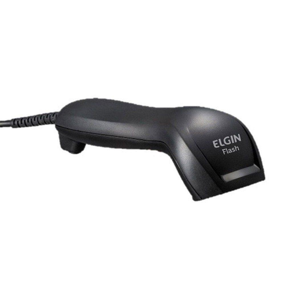 LEITOR MANUAL CÓDIGO BARRAS CCD USB 46FLASHCKD00 - ELGIN