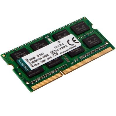 MEMORIA P/ NOTEBOOK 8GB DDR3L 1600 KVR16LS11/8G - KINGSTON