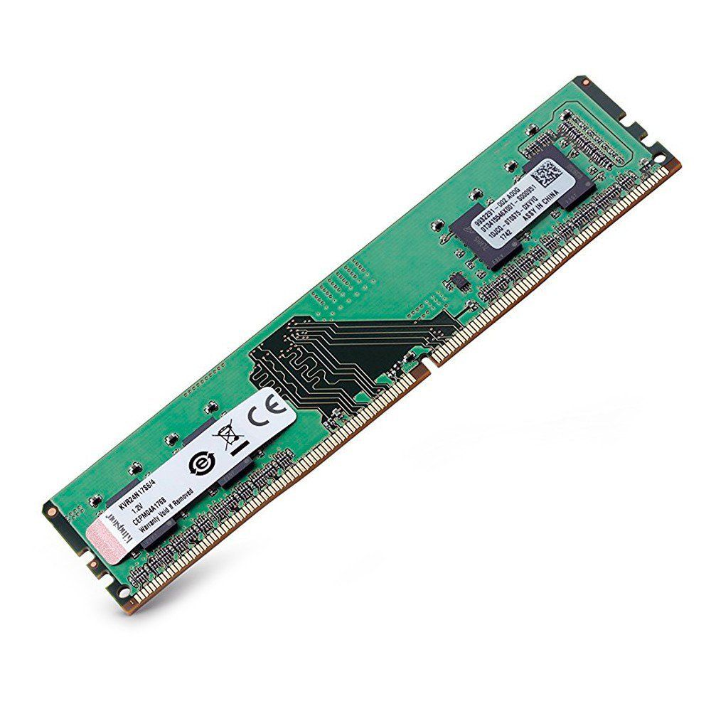 MEMÓRIA RAM 4GB DDR4 2400 KVR24N17S6/4 - KINGSTON