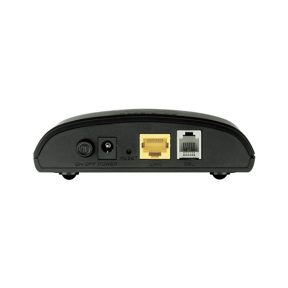 MODEM ADSL2+ ROTEADOR N 100MBPS DSL-2500E - DLINK