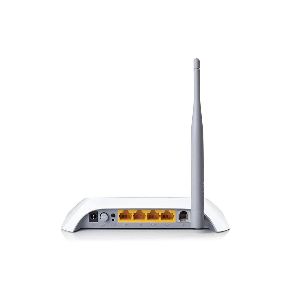 MODEM ADSL ROTEADOR WIRELESS N 150MBPS TD-W8901N-TP-LINK