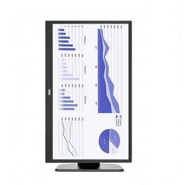 MONITOR LED 21.5 E2270PWHE (HDMI/AJUSTE ALTURA/PIVOT) - AOC