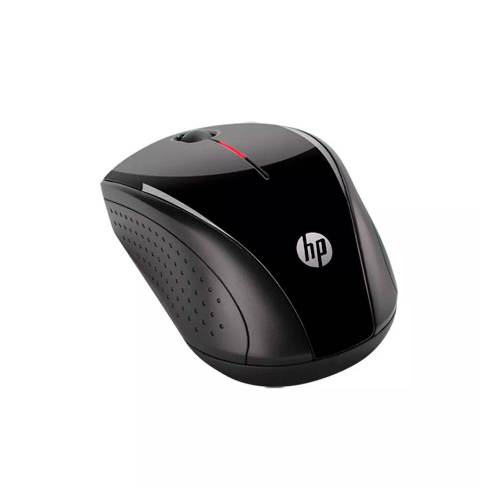 MOUSE OPTICO WIRELESS X3000 PRETO - HP