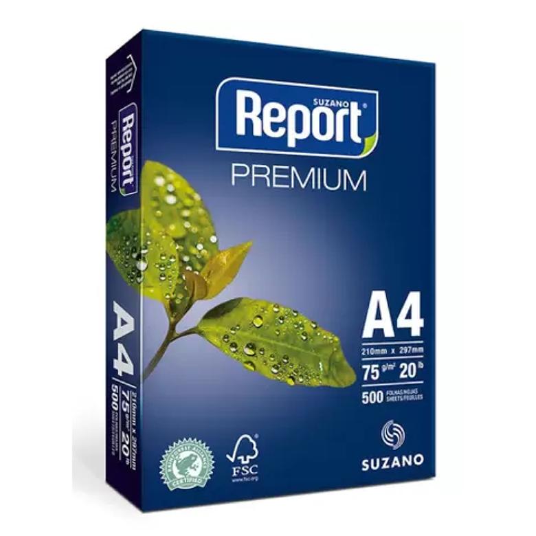 PAPEL A4 500 FOLHAS - REPORT