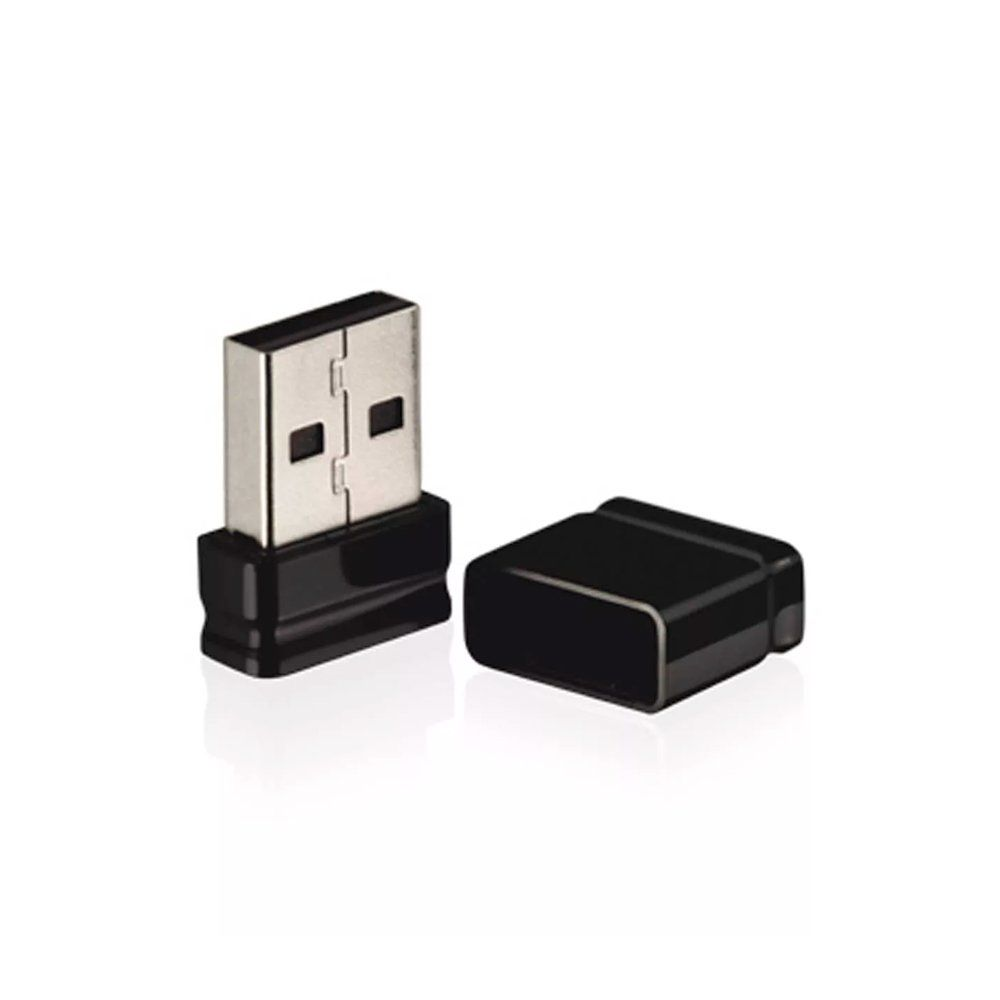 PEN DRIVE 16GB NANO PD054 PRETO - MULTILASER