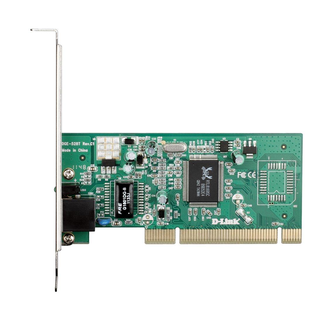 PLACA DE REDE PCI 10/100/1000 GIGABIT DGE-528T - DLINK