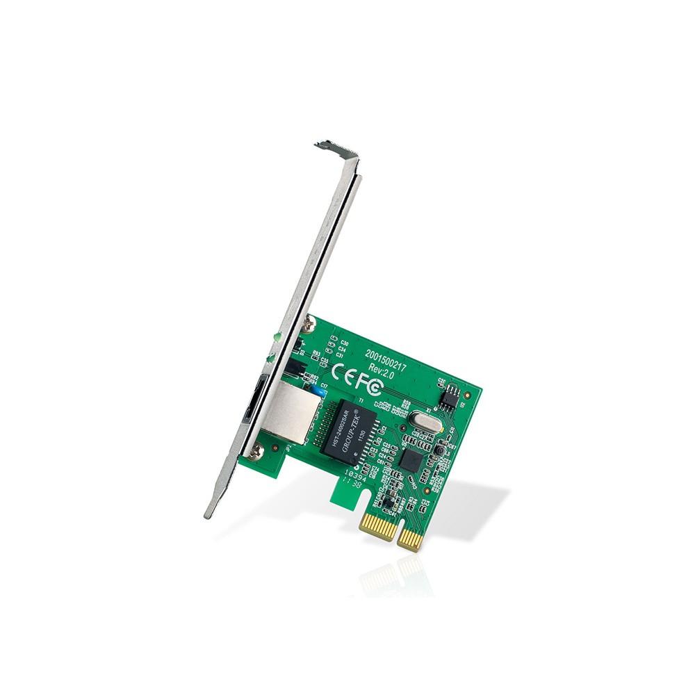 PLACA DE REDE PCI EXPRESS GIGABIT 10/100/1000 TG3468 TP-LINK