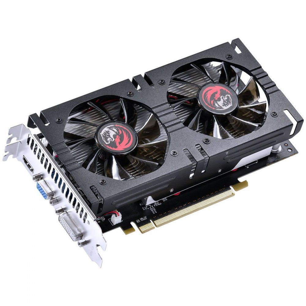 PLACA DE VIDEO 9800GT 1GB 256B DDDR3 DUAL-FAN - PCYES