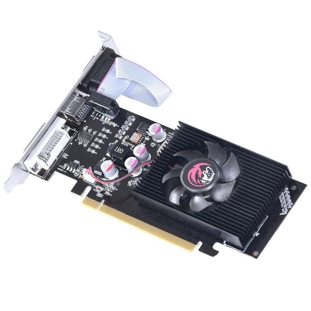 PLACA DE VIDEO GT210 1GB 64B DDR2 NVIDIA GEFORCE - PCYES