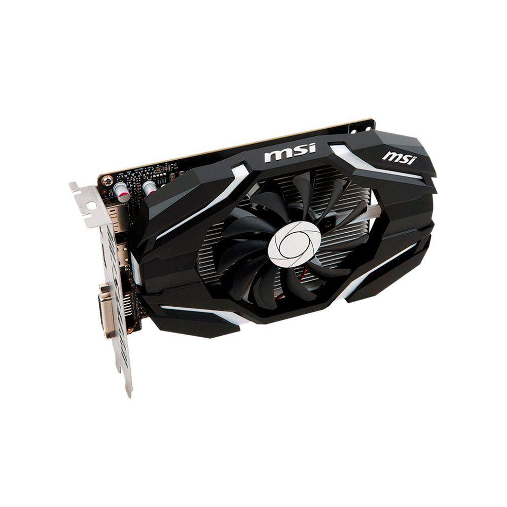 PLACA DE VIDEO GTX1050 2GB 128BITS DDR5 NVIDIA - MSI