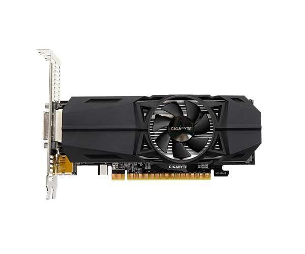 PLACA DE VIDEO GTX1050TI 4GB 128BITS DDR5 LOW PRO - GIGABYTE  - GAÚCHA DISTRIBUIDORA DE INFORMÁTICA