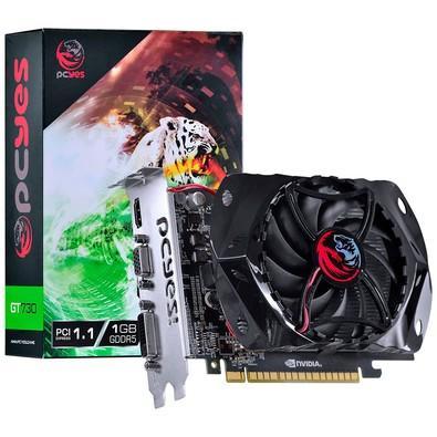 PLACA DE VIDEO PCI-E GT730 1GB 128B GDDR5 NVIDIA - PCYES