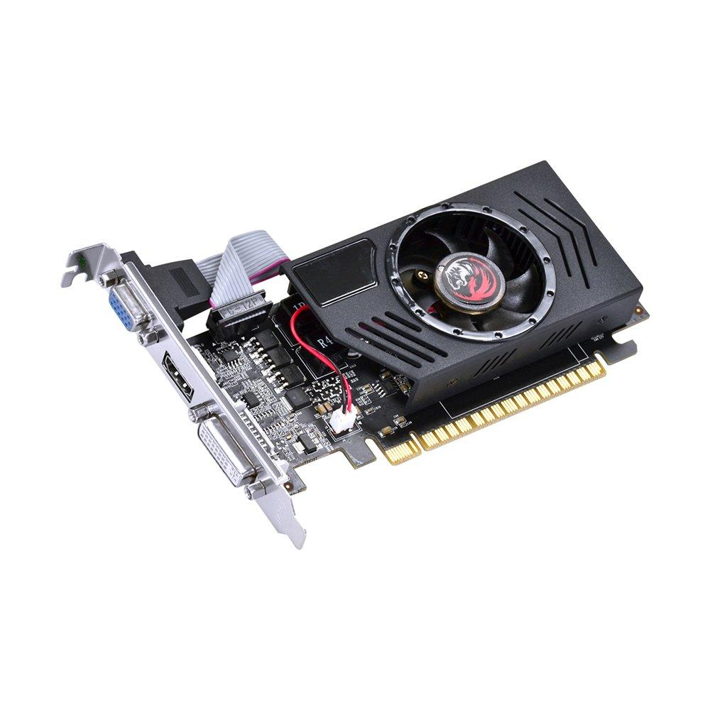 PLACA DE VIDEO PCI-E GT730 2GB 128B DDR5 GEFORCE - PCYES