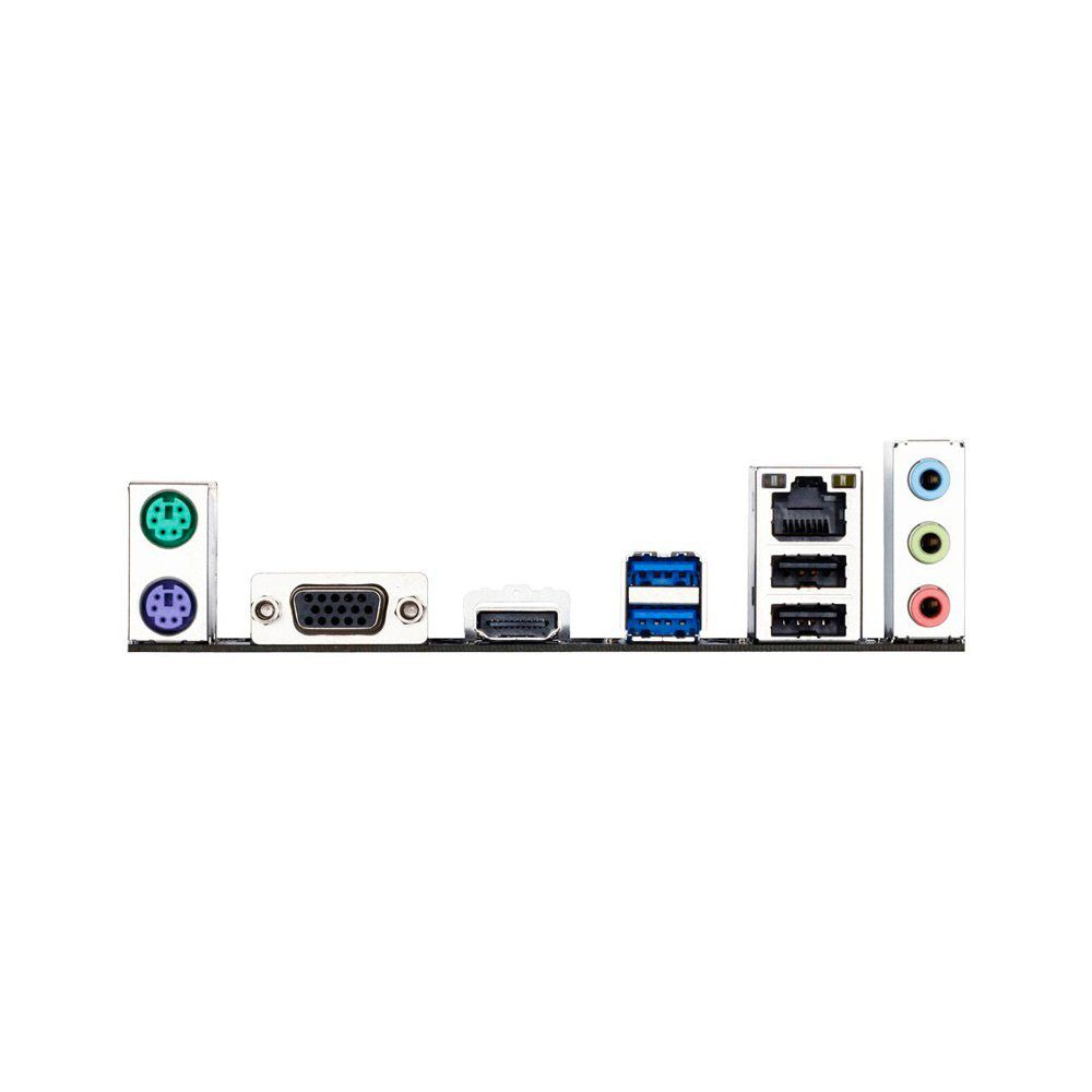 PLACA MAE GA-H110M-GAMING 3 DDR4 HDMI LGA 1151 - GIGABYTE
