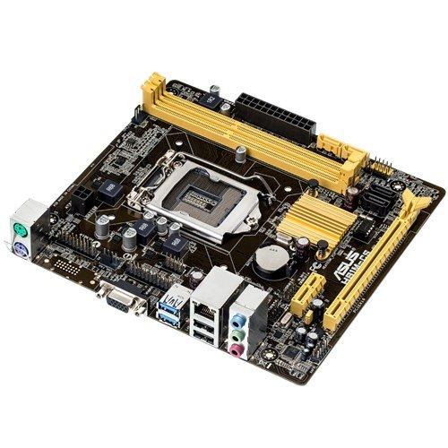 PLACA MAE H81M-CS/BR VGA 1150 BOX - ASUS