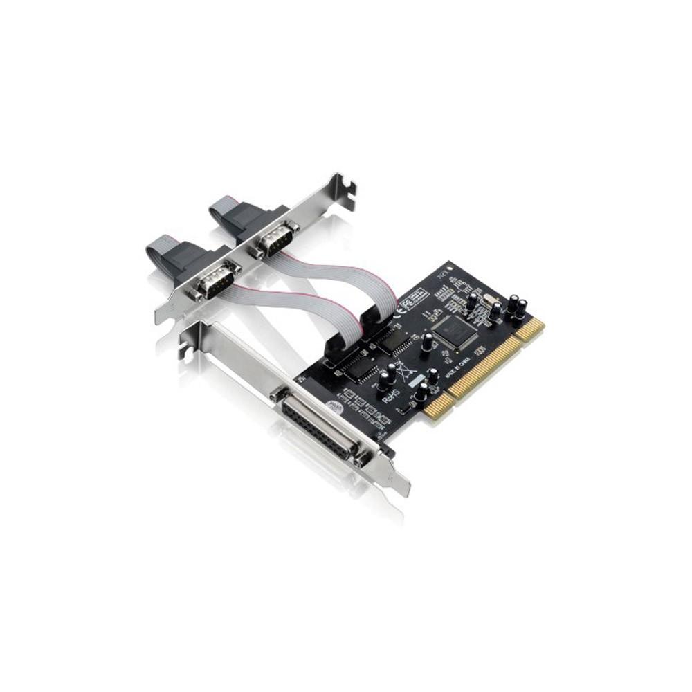 PLACA PCI 2 SERIAIS E 1 PARALELA GA129 - MULTILASER