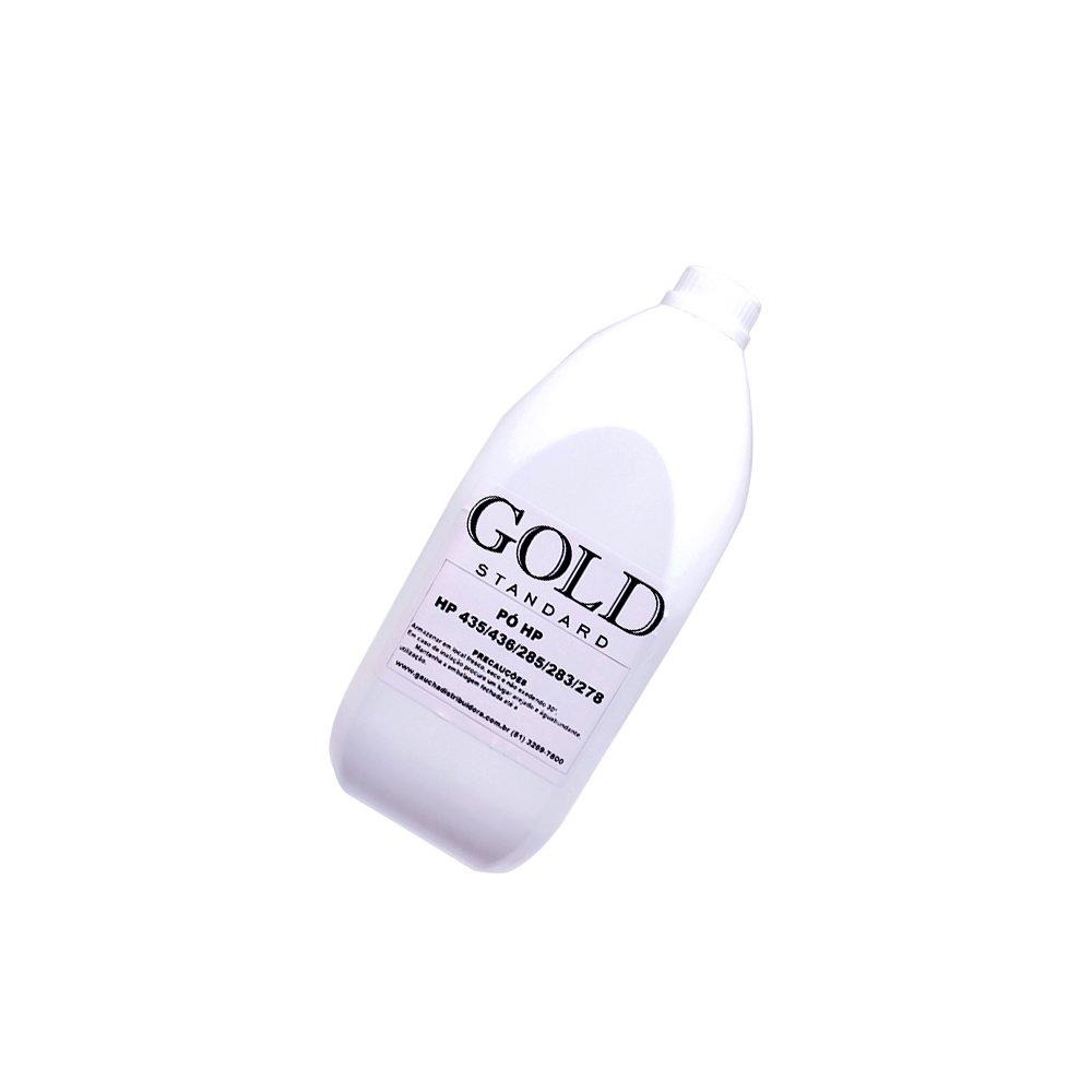 PO HP 435/285/283/2612/278 1KG - GOLD ALTO BRILHO
