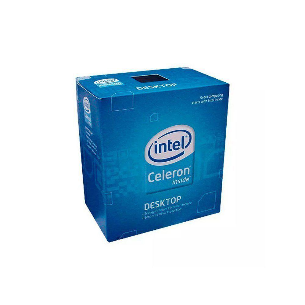 PROCESSADOR CELERON 430 1.8GHZ LGA 775 BOX - INTEL