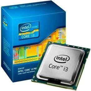 PROCESSADOR CORE I3 4160 3.60 GHZ 1150 BOX - INTEL