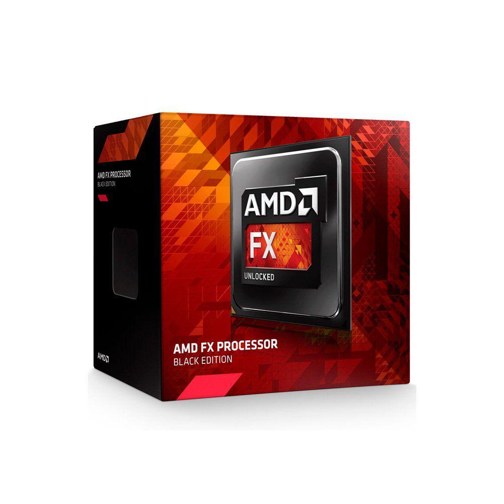 PROCESSADOR FX 6300 3.5GHZ 6-CORE AM3+ 14MB BOX - AMD
