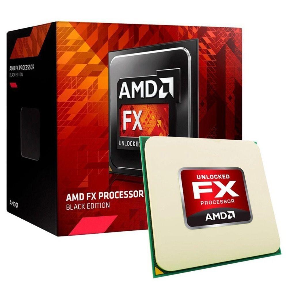 PROCESSADOR FX 8300 3.3GHZ 8-CORE AM3+ 16MB BOX - AMD