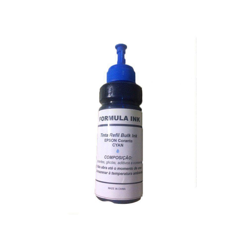 REFIL DE TINTA EPSON UNIVERSAL COR CY 100ML -FORMULA INK