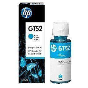 REFIL DE TINTA HP GT52 M0H54AL CY 70ML ORIGINAL