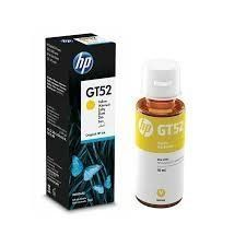REFIL DE TINTA HP YEL GT52 M0H56AL 70ML ORIGINAL