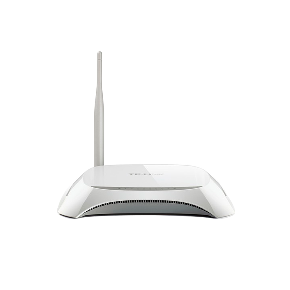 ROTEADOR 3G/4G WIRELESS 150MBPS TL-MR3220 - TP-LINK