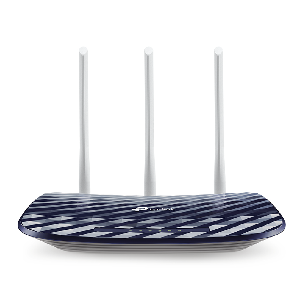 ROTEADOR WIRELESS 75 MBPS AC 750 ARCHER C20 C/3 ANT TP-LINK