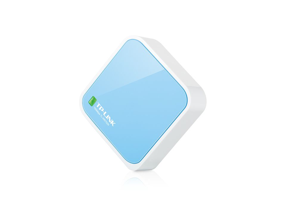 ROTEADOR WIRELESS N NANO150MBPS TL-WR702N - TP-LINK -A