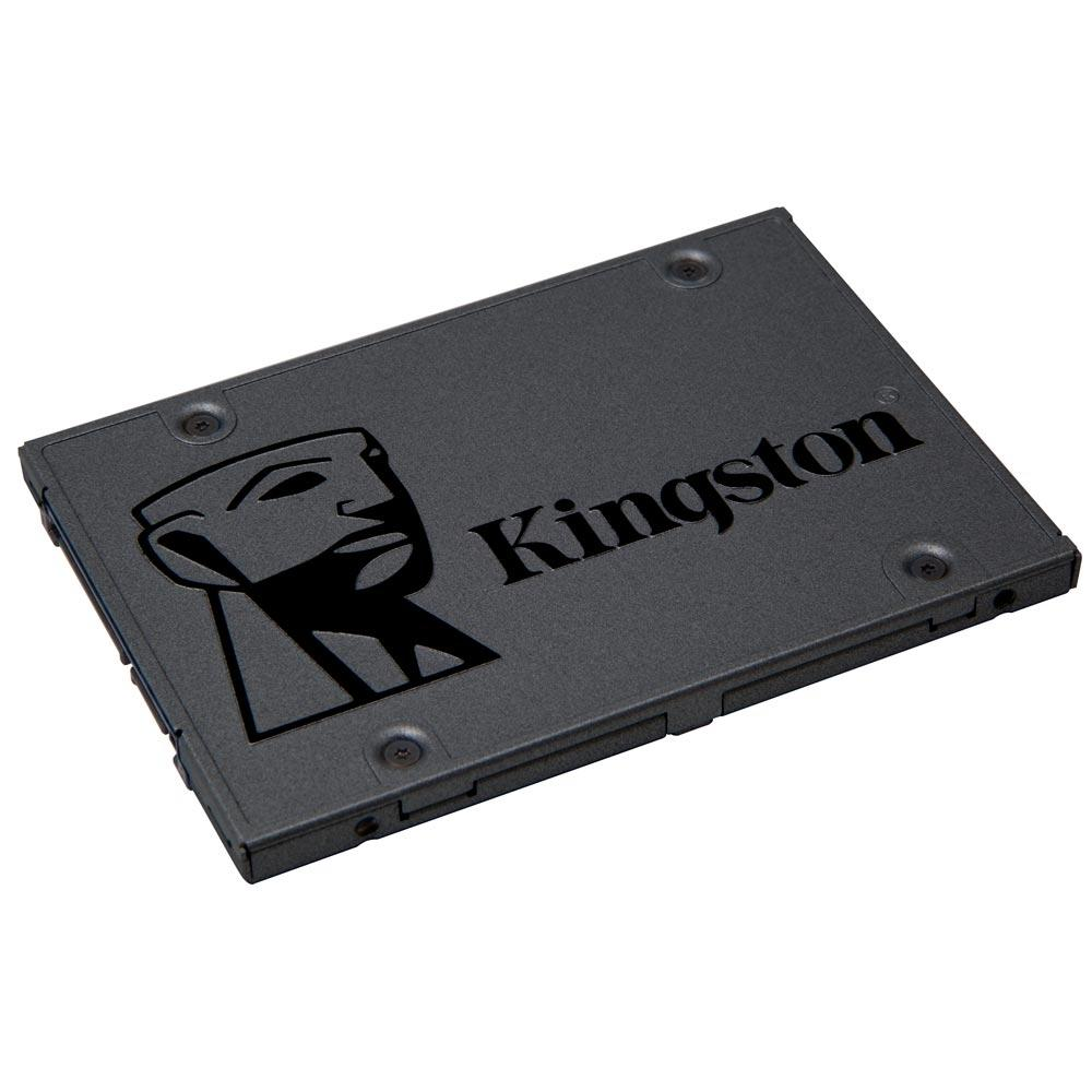 SSD 480GB A400 SA400S37/480G - KINGSTON