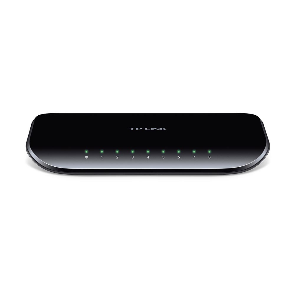 SWITCH 08PTS 10/100/1000MBPS GIGA TL-SG1008D - TP-LINK