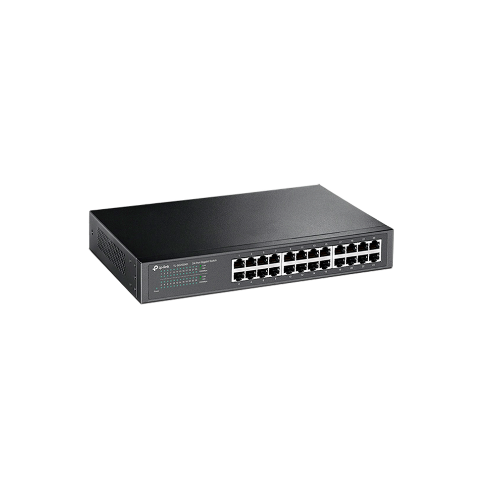 SWITCH 24PTS 10/100/1000 TL-SG1024D - TP-LINK