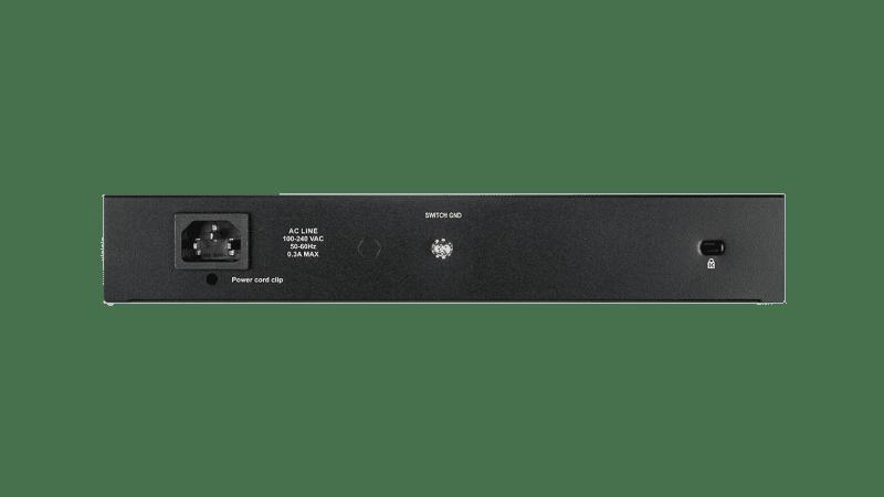 SWITCH 24PTS 10/100 MBPS ETHERNET DES-1024D - D-LINK