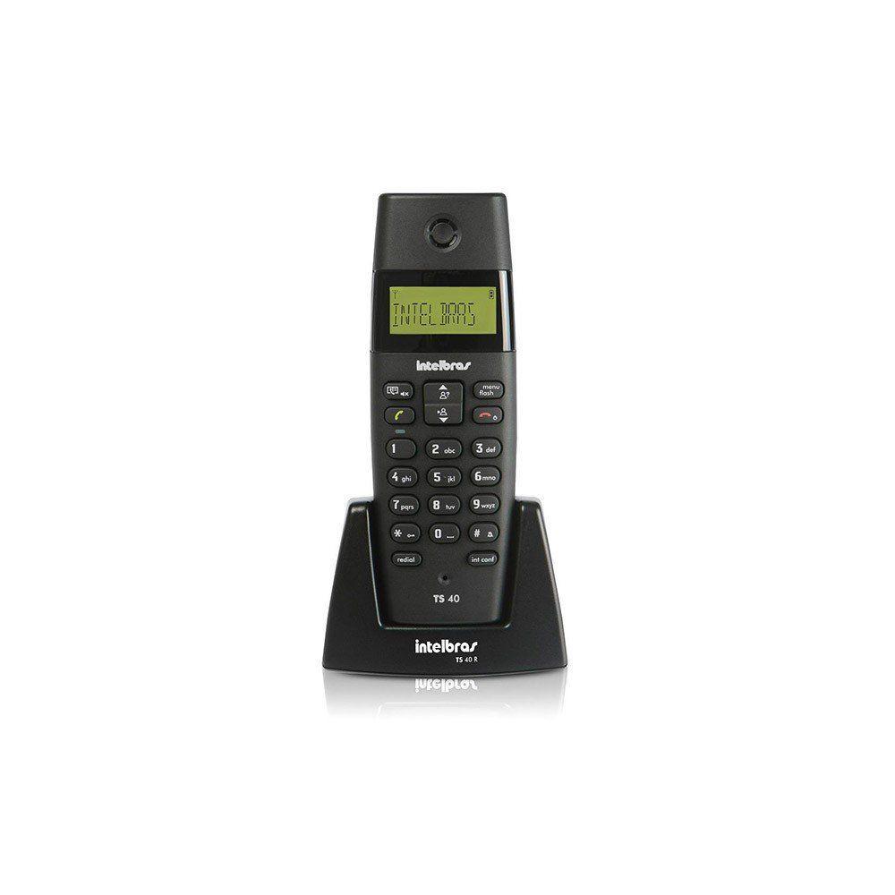 TELEFONE TS 40ID - INTELBRAS +  - GAÚCHA DISTRIBUIDORA DE INFORMÁTICA