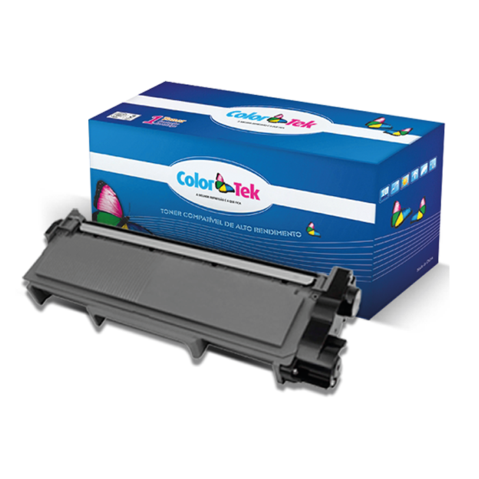TONER COMPATÍVEL BROTHER TN 210 / 230 YEL 1.4K (HL3040/3070) - COLORTEK