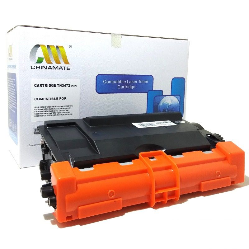 TONER BROTHER TN 3472/ TN 880 12K - CHINAMATE