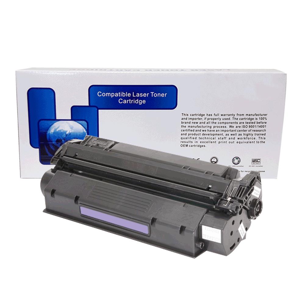 TONER COMPATÍVEL HP 2613 A / HP2613 / 2624A/7115A 2.5K-(1300/1200/1150) - CHINAMATE