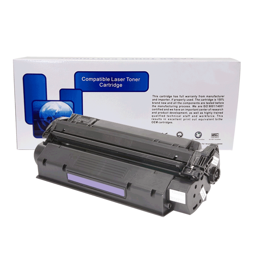 TONER COMPATÍVEL HP 2613 X / HP2613 / 2624 X/7115 X 3.5K - (1300/1200) - BY QUALY